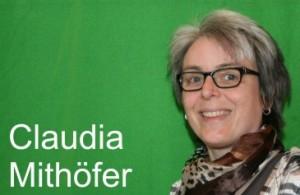Claudia Mithöfer, Obfrau für Greifvogel und Eulenschutz