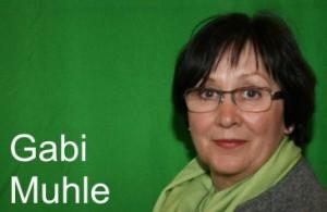 Gabi Muhle, stellvertretende Vorsitzende der Jägerschaft Burgdorf