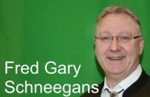 Fred Gary Schneegans, Obmann für jagdliches Schießen