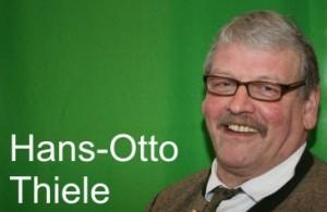 Hans-Otto Thiele, Vorsitzender der Jägerschaft Burgdorf
