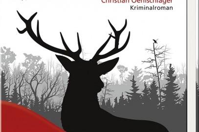 """Buchlesung: Christian Oehlschläger liest aus seinem Kriminalroman """"Das Hirschluder"""""""