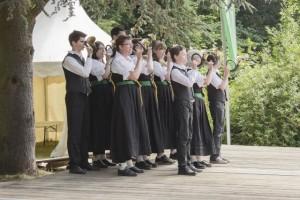 der Klasse A spielen in Kranichstein nur die Fürst-Pless-Hörner