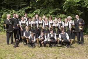 Die Es-Hörner belegten in Hessen den 3. Platz