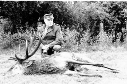 Walter Tesch, Ehrenvorsitzender der Jägerschaft Burgdorf, ist im Alter von 93 Jahren gestorben