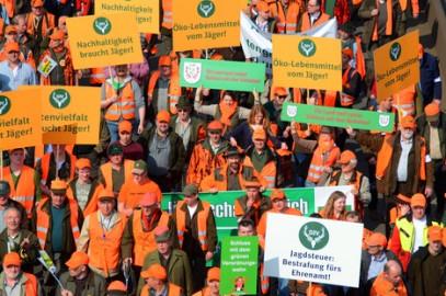 DJV ruft zur Unterstützung der hessischen Jäger auf: Hände weg vom Jagdrecht!