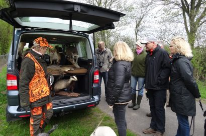 Hegering Isernhagen: Jäger im Dialog mit Nichtjägern