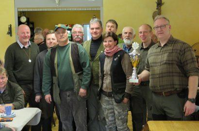 Kreismeisterschaft 2017 in der Jägerschaft Burgdorf