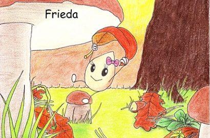 Pilzsachbuch für Kindergarten und Grundschule